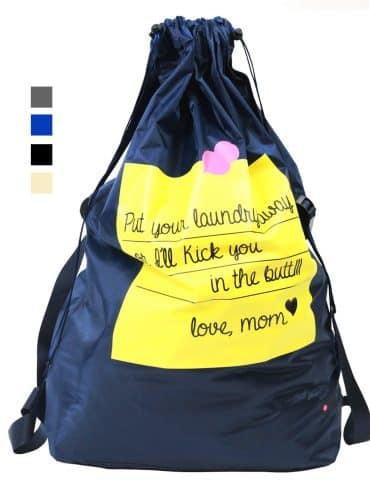 Backpack With Shoulder Strap House hold & Dorm (Grey)